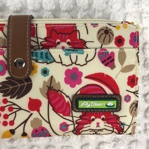 Lilly Bloom Cat Wallet